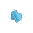 3 Ply Mask for Hospitals Three Ply Non-Woven mask ( 1 Box of 15000 Nos.)