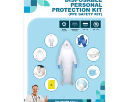 Disposable Personal Protection Kit (PPE Safety Kit)